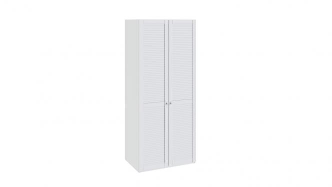 Шкаф для одежды с 2-мя дверями «Ривьера» Белый