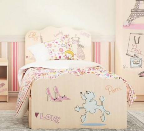 Детская кровать Париж КР-18